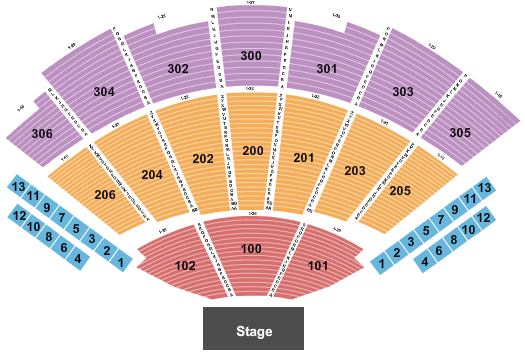 Hulu Theater at Madison Square Garden seating chart event tickets center