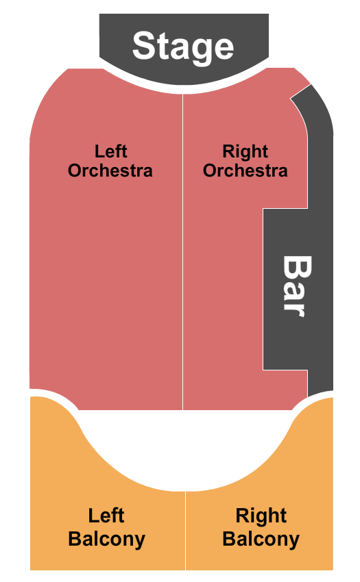 JaM Cellars Ballroom Floor Plan