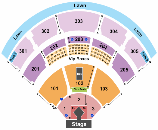 Jiffy Lube Live Floor Plan