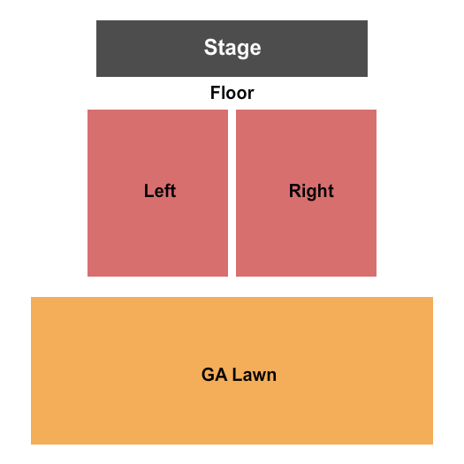 Kewadin Shores Casino - St. Ignace Floor Plan