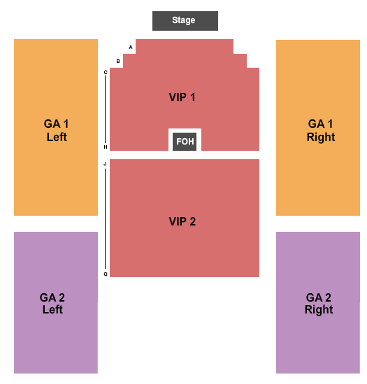 Lamar Dixon Expo Center Seating Chart