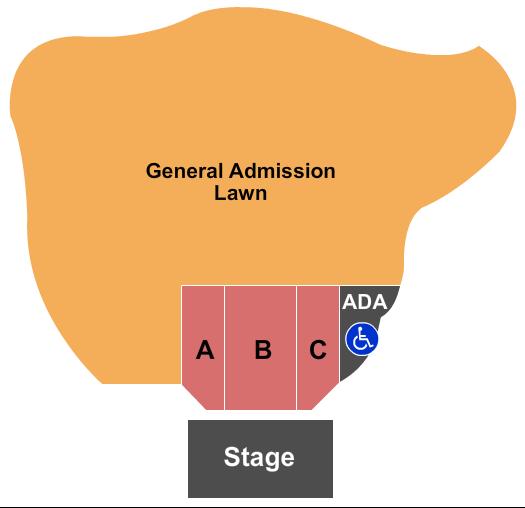 Les Schwab Amphitheater Floor Plan