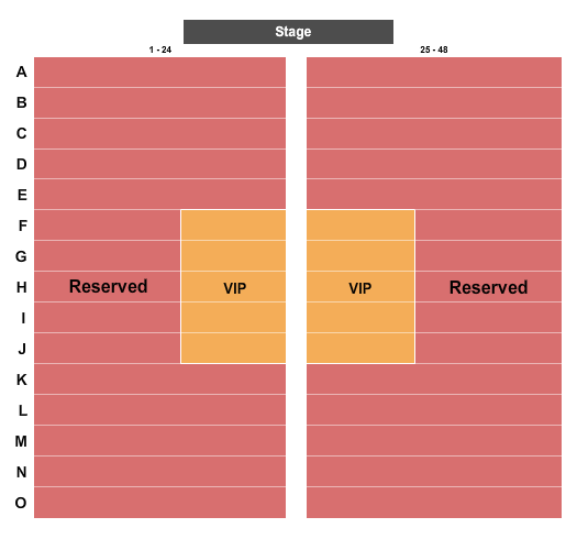 Levitt Pavilion for the Performing Arts - TX seating chart event tickets center
