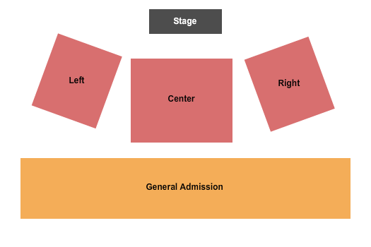 LifeAustin Amphitheatre Seating Chart
