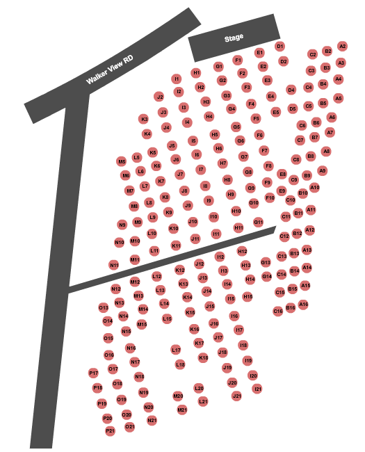 seating chart for Marquee Theatre - AZ Dine Out - eventticketscenter.com