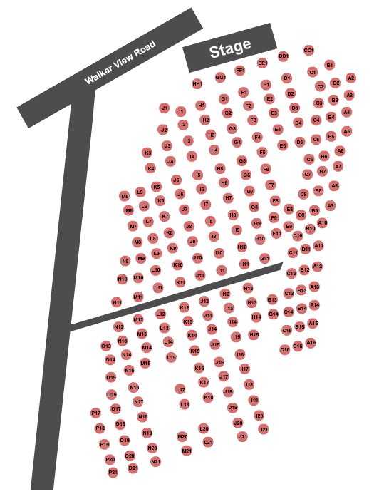 Marquee Theatre - AZ seating chart event tickets center