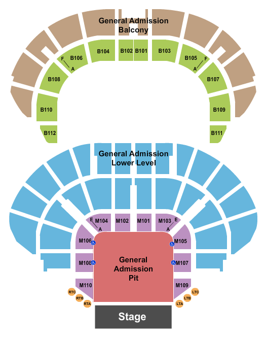 Masonic Temple Theatre seating chart event tickets center