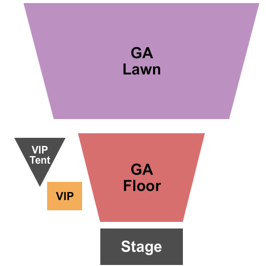 Midland County Amphitheater Seating Chart