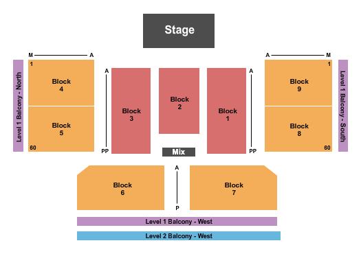 Motorpoint Arena Cardiff Floor Plan