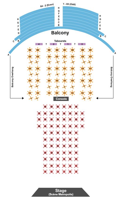 MTelus Floor Plan