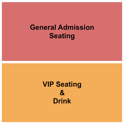 Notoriety Seating Map
