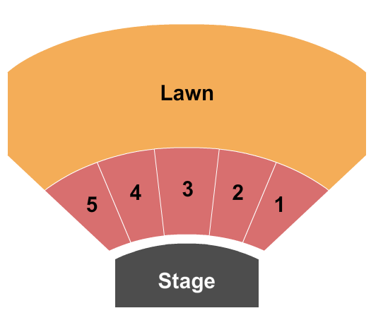 Oak Grove Gaming Outdoor Amphitheater Seating Chart