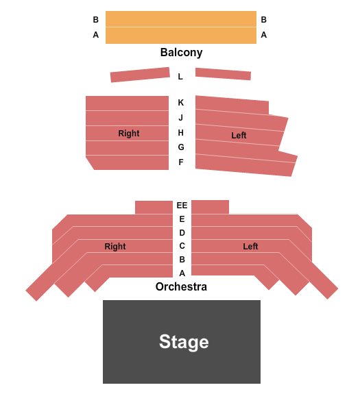 Cliff Eberhardt One World Theatre Seating Chart