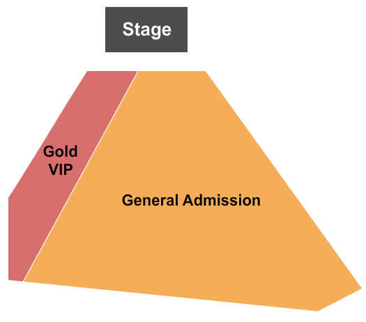Oxbow Riverstage seating chart event tickets center