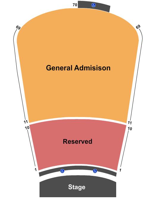 Illenium Red Rocks Amphitheatre Seating Chart