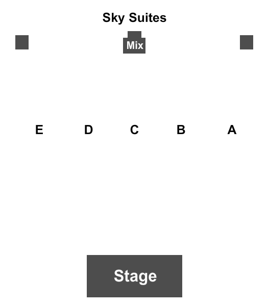 Resorts World Catskills - Monticello Endstage 2 seating chart - eventticketscenter.com