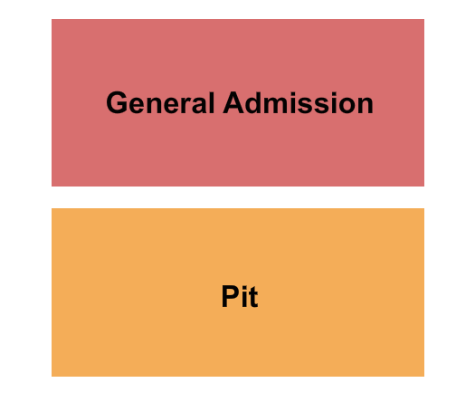 seating chart for Riverfront Live GA & Pit - eventticketscenter.com