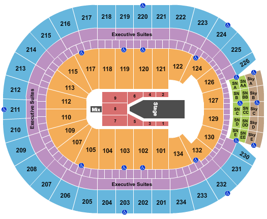 Rogers Place Floor Plan