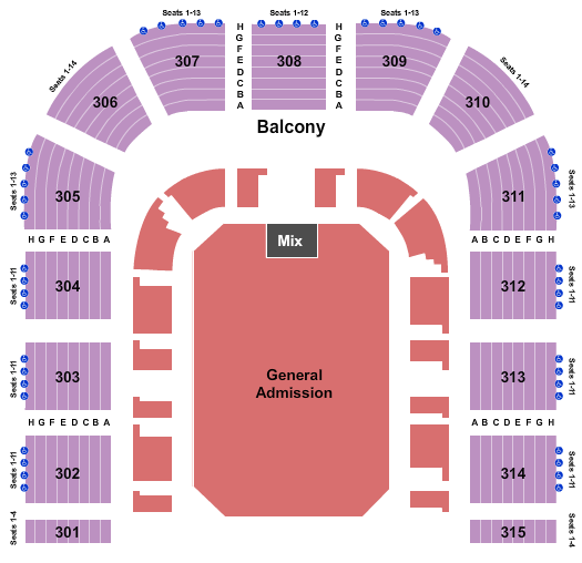 San Jose Civic seating chart event tickets center