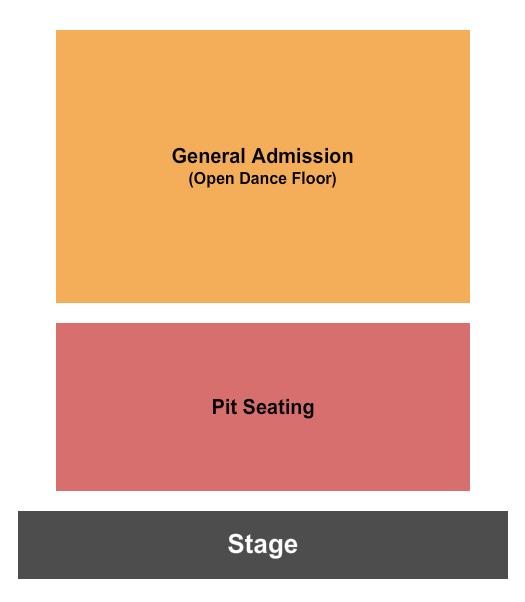 Santa Rosa Veterans Memorial Building seating chart event tickets center