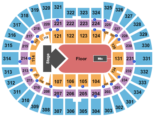 Value City Arena at The Schottenstein Center seating chart event tickets center