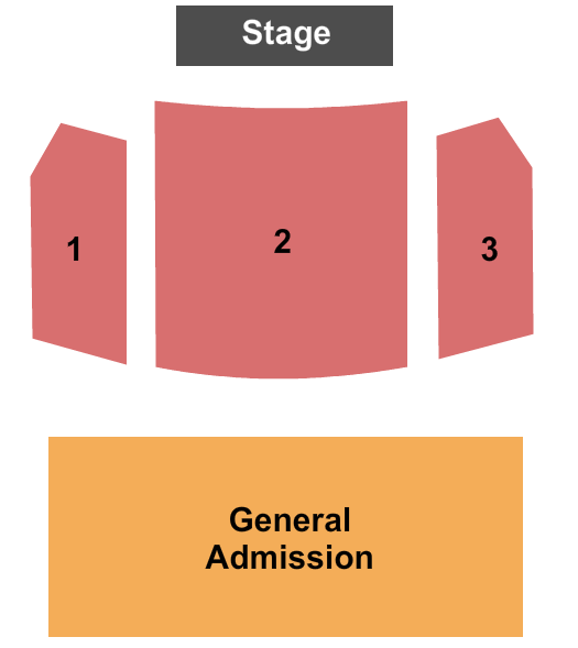 Sisseton Performing Arts Center Seating Chart
