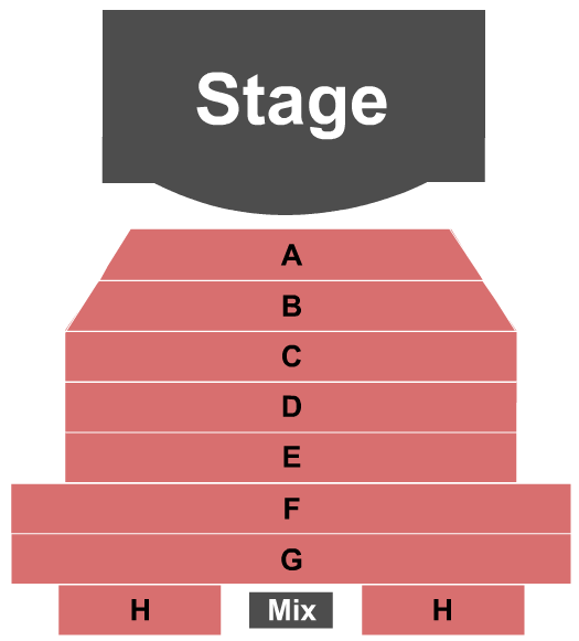 Motor City Live - A Motown Tribute Sound Waves at Hard Rock Hotel & Casino - Atlantic City Seating Chart