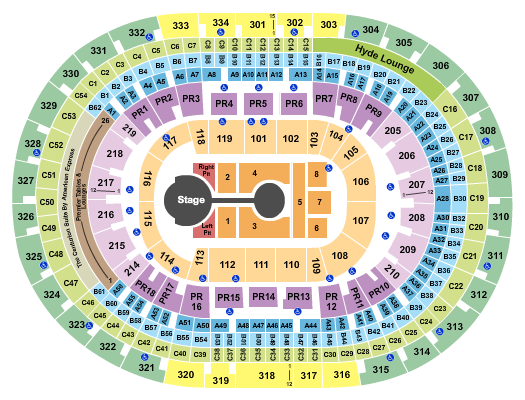 seating chart for Staples Center Shawn Mendes 2 - eventticketscenter.com
