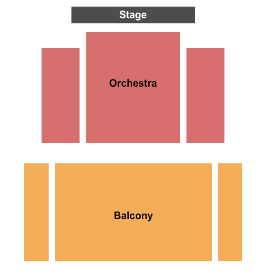 Strand Center for the Arts seating chart event tickets center