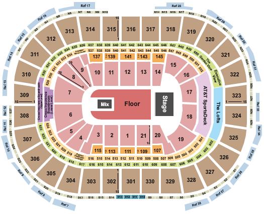 TD Garden Floor Plan