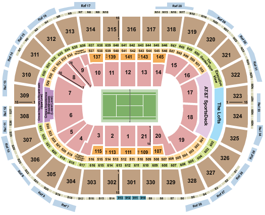 TD Garden seating chart event tickets center