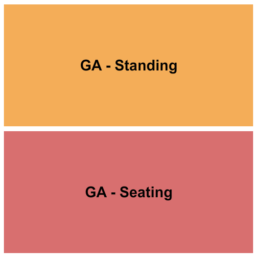 The Abbey - Orlando seating chart event tickets center