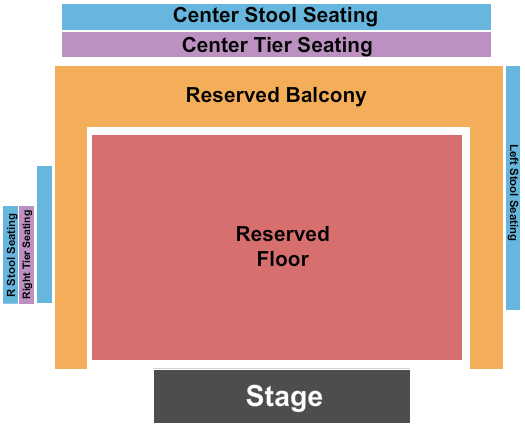 The Fillmore - Minneapolis seating chart event tickets center