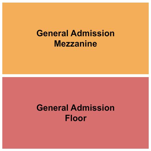 The Hall - AR Floor Plan