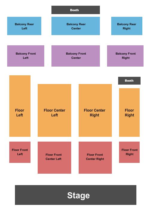 The Martin Centre - Douglas Floor Plan