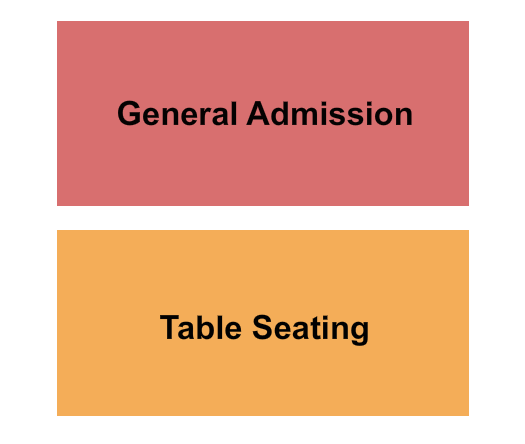 The Promontory seating chart event tickets center