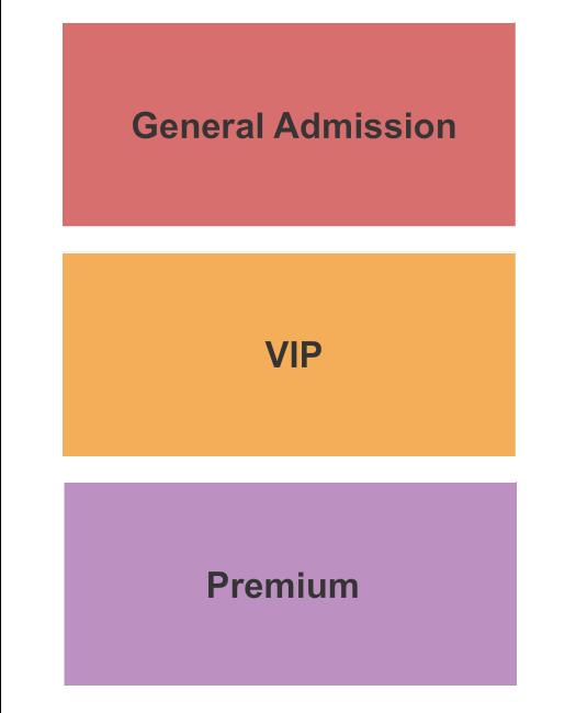 The Stockyard Seating Chart