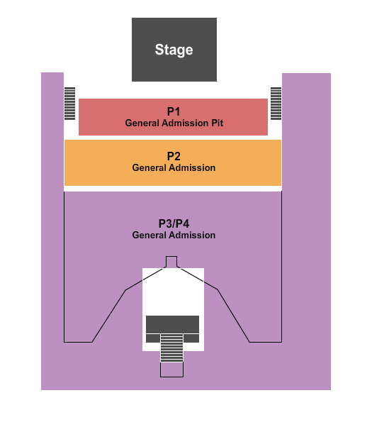 The Union Event Center seating chart event tickets center
