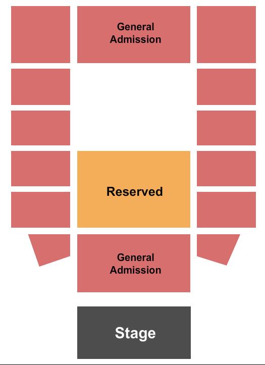 Variety Playhouse Floor Plan