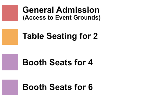 Whisky A Go Go seating chart event tickets center